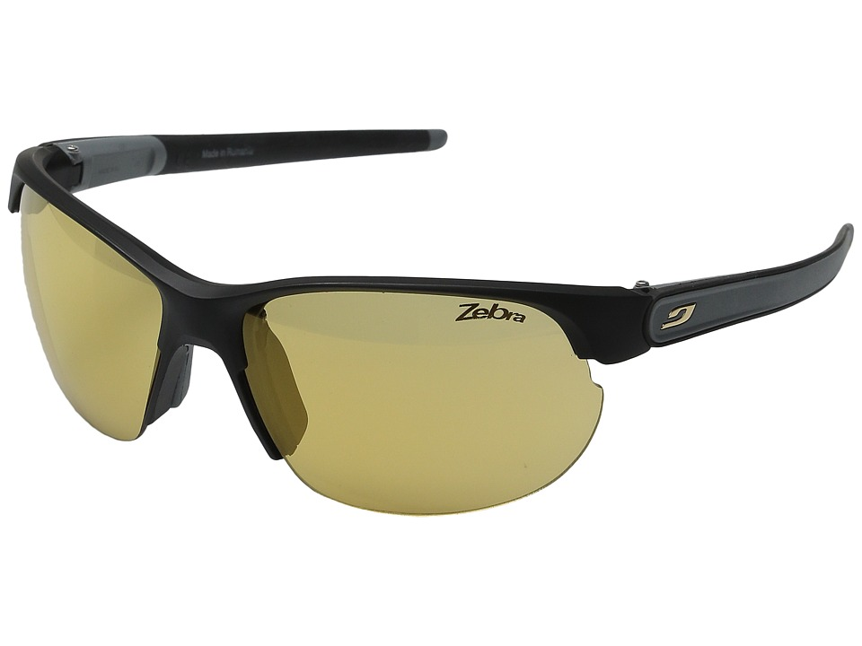 Julbo Eyewear Breeze Matte Black/Gray Sport Sunglasses