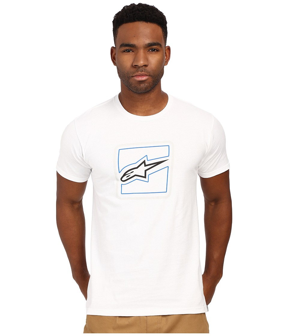 Alpinestars Elevation Tee White Mens T Shirt
