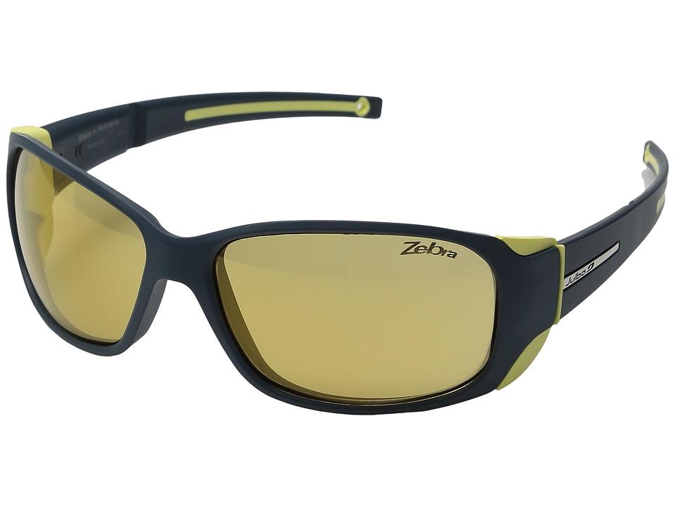 Julbo Eyewear Montebianco Dark Blue/Yellow Sport Sunglasses