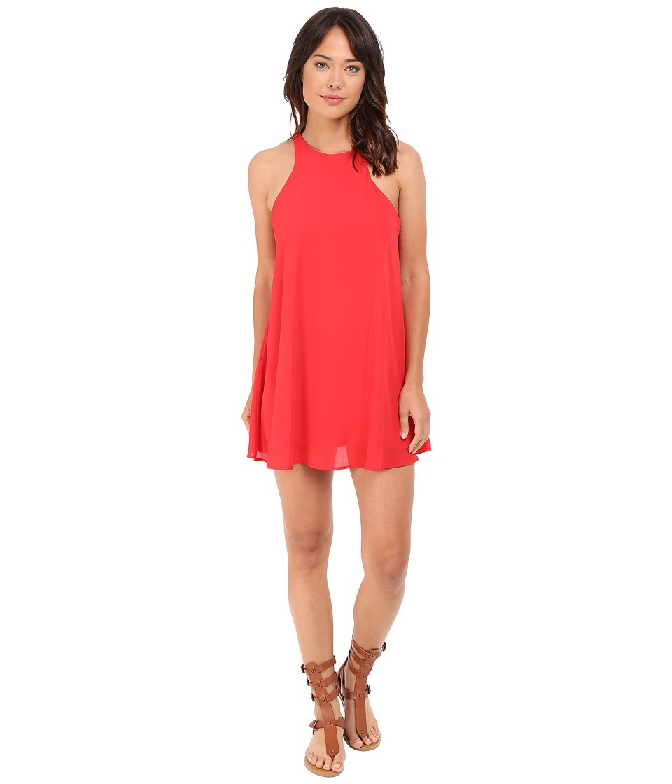 Lucy Love Charlie Dress Lovers Red Womens Dress