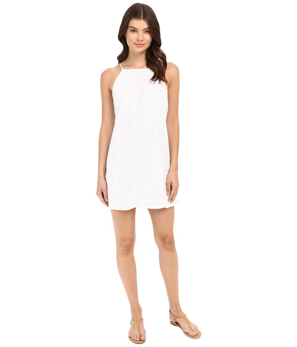 Lucy Love Sophia Dress Crystal White Womens Dress