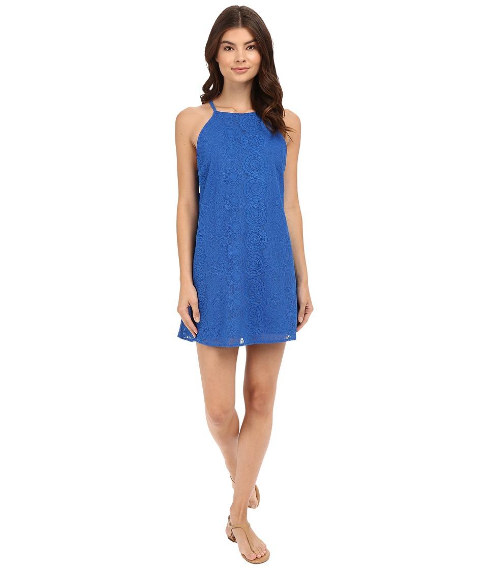 Lucy Love Sophia Dress Bondi Blue Womens Dress