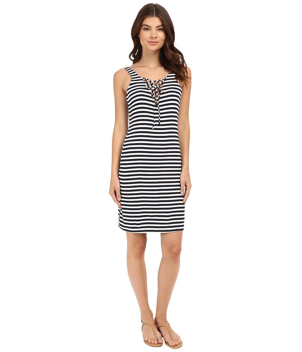 Lucy Love French Riviera Dress Riviera Stripe Womens Dress