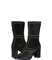 Just Cavalli - Studded Suede/Leather Bootie