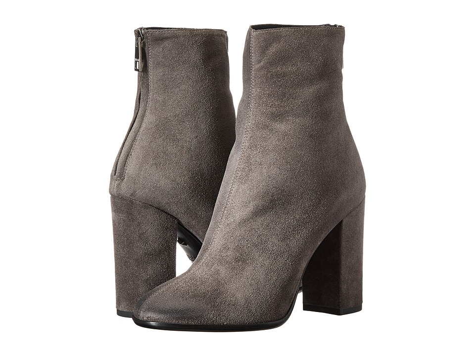 Just Cavalli - Burnished Toe High Heel Bootie (Litium) Women