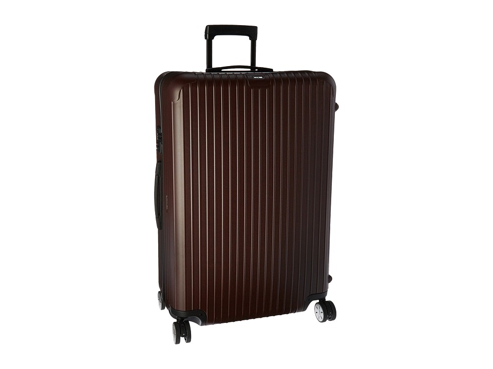 Rimowa - Salsa - 32 Multiwheel(r) (Matte Carmona Red) Pullman Luggage