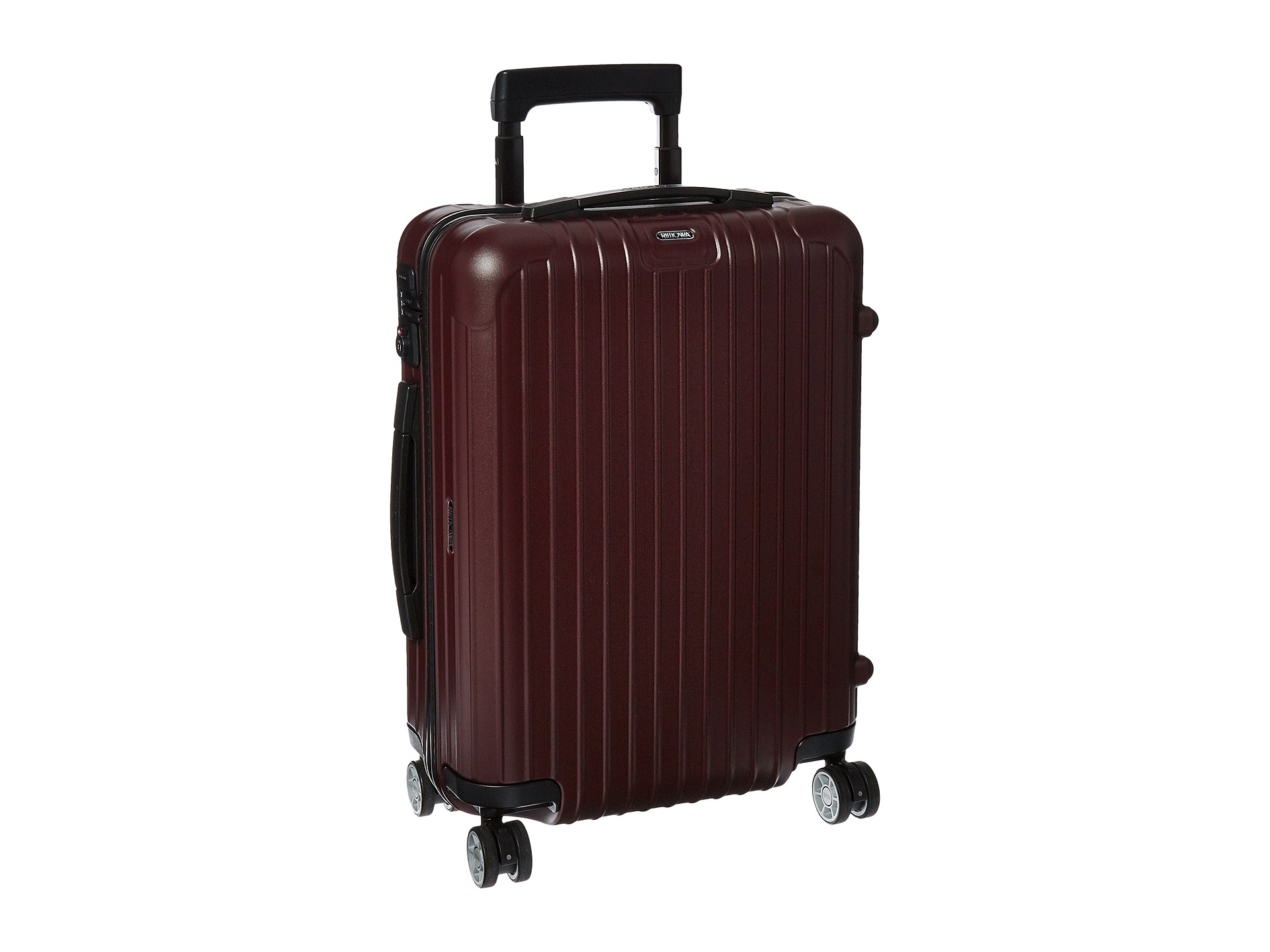 rimowa salsa 22 cabin mutliwheel at. Black Bedroom Furniture Sets. Home Design Ideas