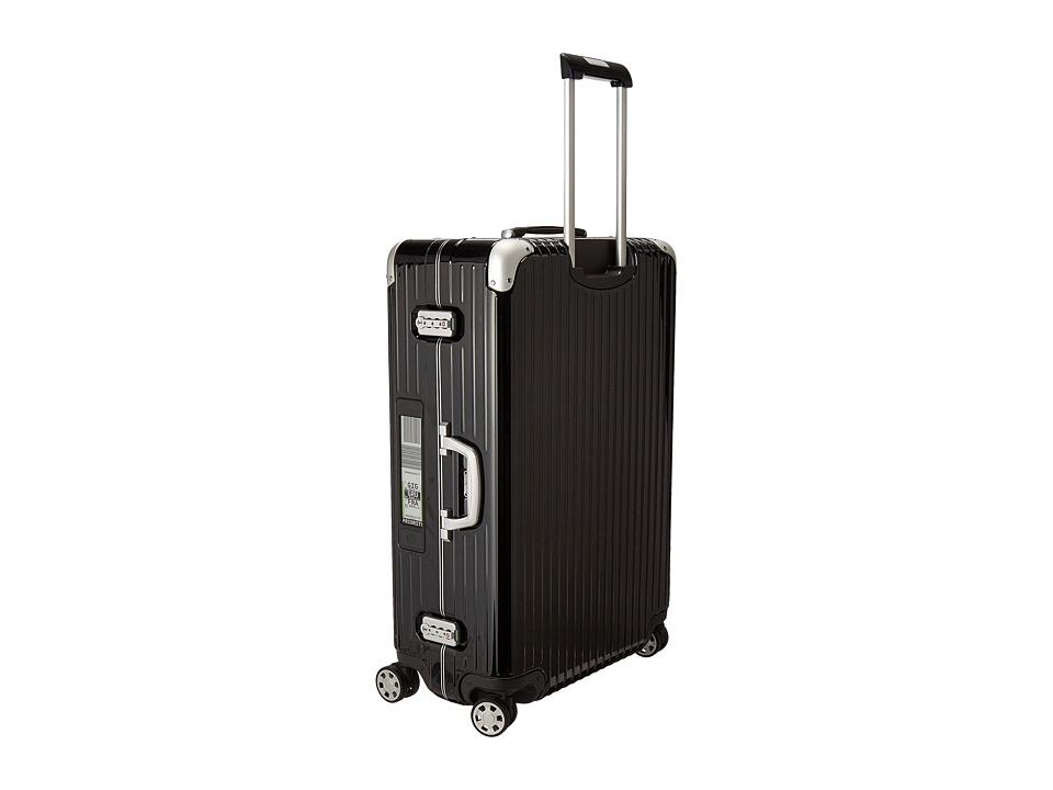 Rimowa Limbo 32 Mutliwheel with Rimowa Electronic Tag (Black) Luggage