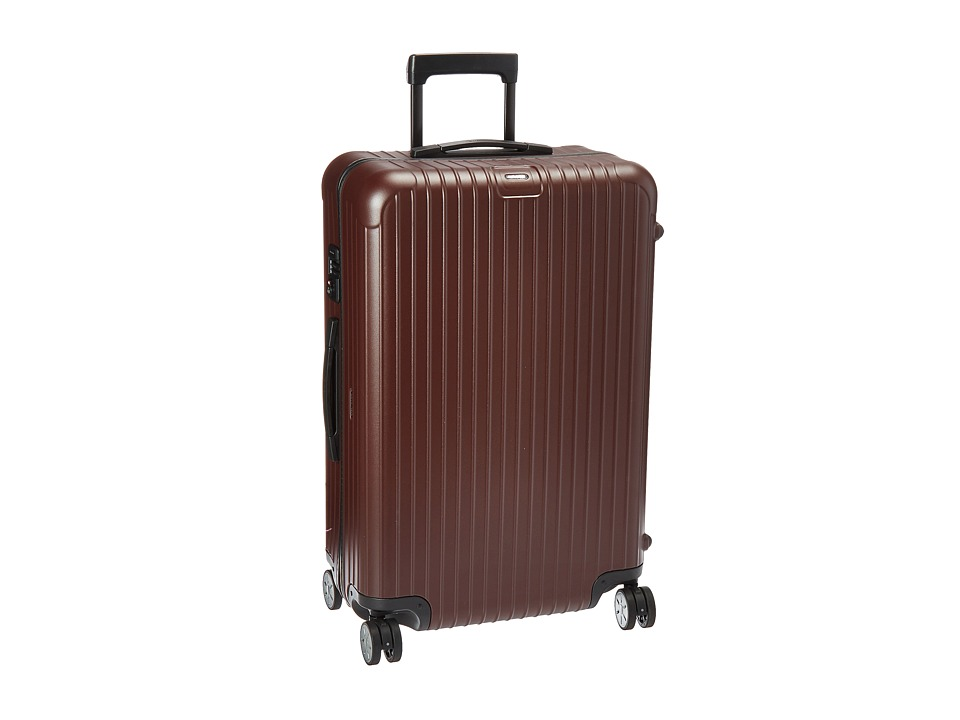 Rimowa - Salsa - 29 Multiwheel(r) (Matte Carmona Red) Pullman Luggage