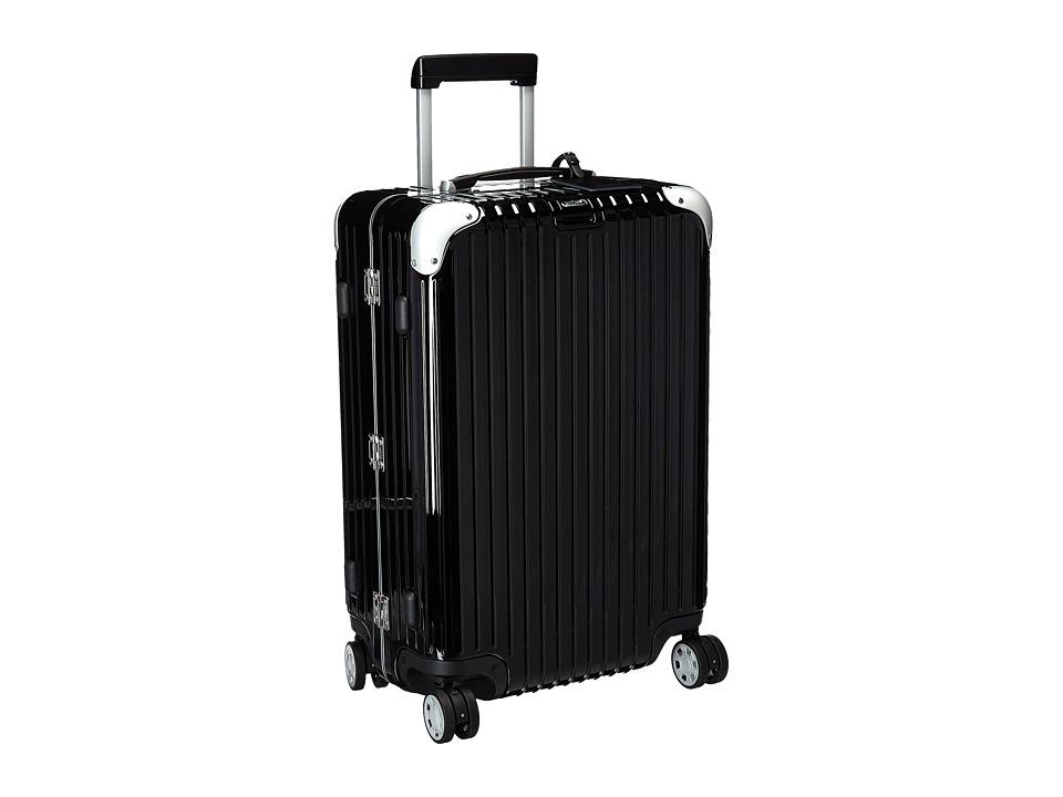 Rimowa Limbo 26 Mutliwheel with Rimowa Electronic Tag (Black) Luggage