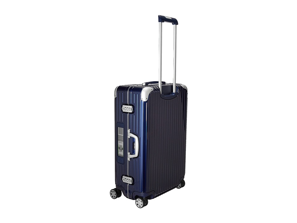 Rimowa Limbo 29 Mutliwheel with Rimowa Electronic Tag (Night Blue) Luggage