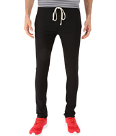 Rustic Dime - Icon Zipper Pants in Black
