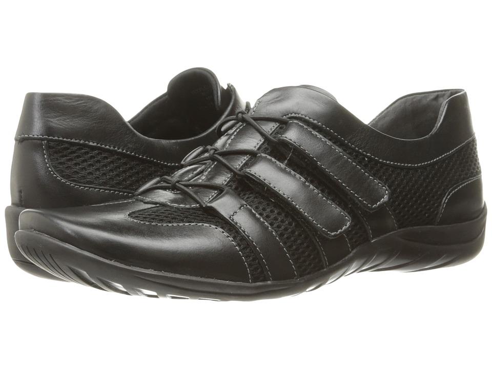 Walking Cradles Audio (Black Softee/Mesh) Women's Shoes