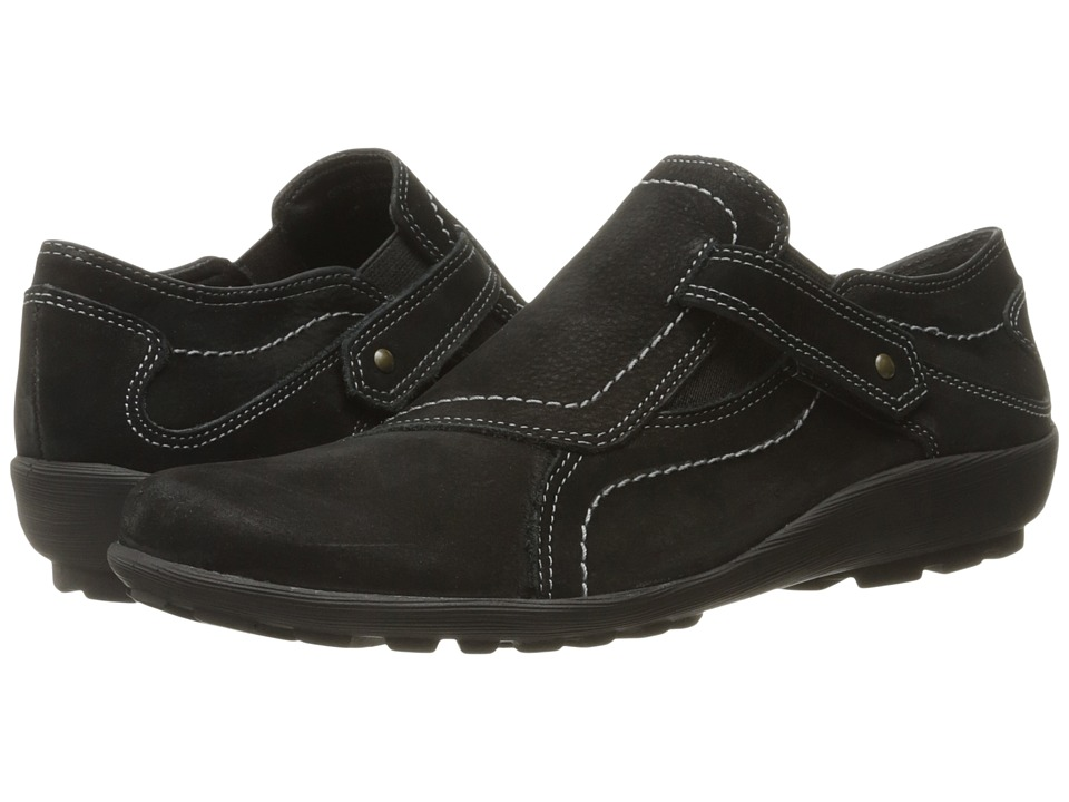 Walking Cradles Hardy (Black Roughout) Women