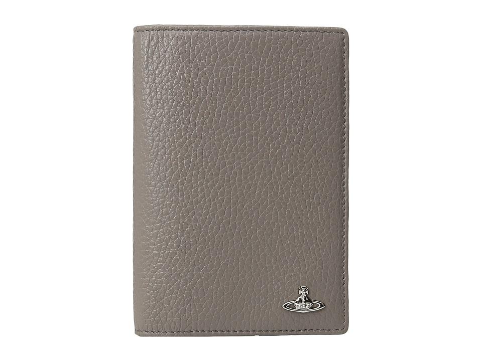 Vivienne Westwood - Milano Card Holder (Grey) Credit card Wallet