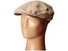 Stetson Linen Ivy Cap (Khaki)