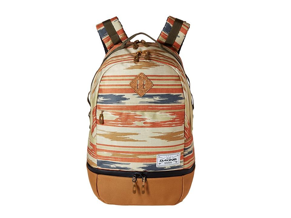 Dakine - Interval Wet/Dry Backpack 24L (Sandstone) Backpack Bags