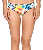 Tommy Bahama - Fleur de Lite Reversible Hipster Bikini Bottom