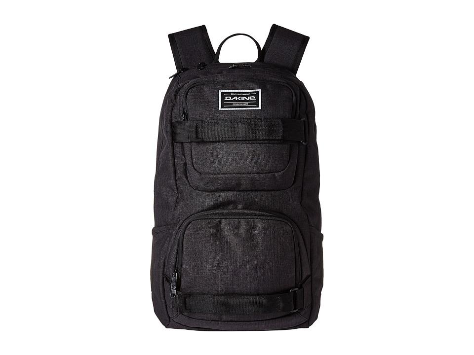 Dakine - Duel Backpack 26L (Black) Backpack Bags
