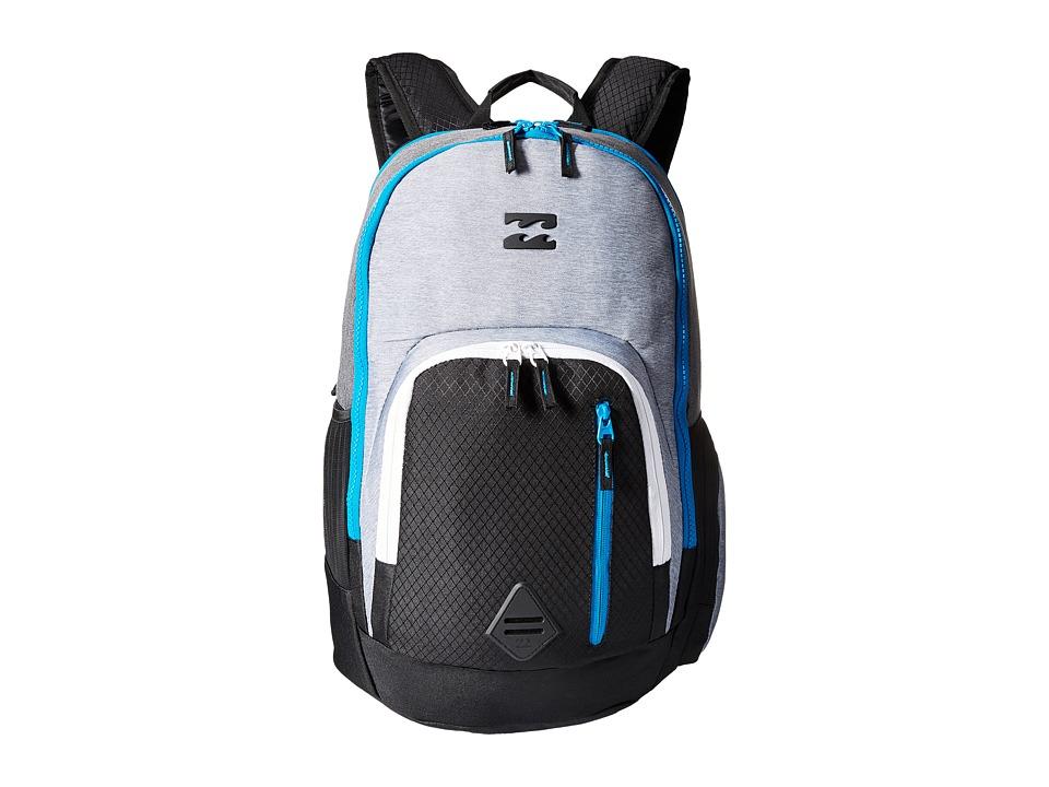 Billabong - Command Pack (Black Heather) Backpack Bags