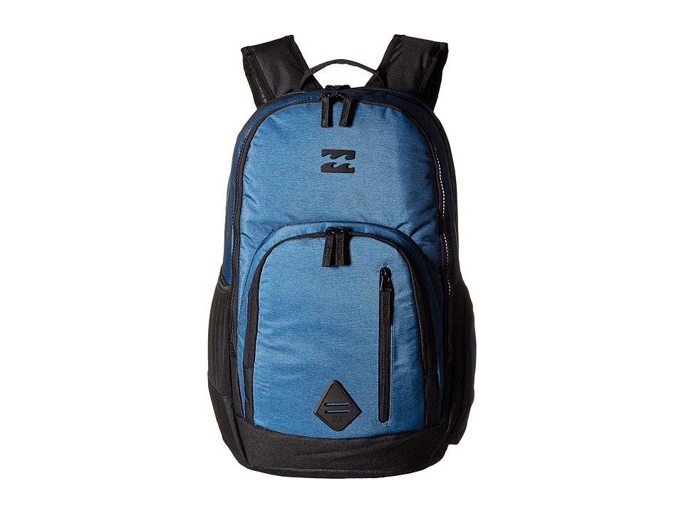 Billabong - Command Pack (Blue Heather) Backpack Bags