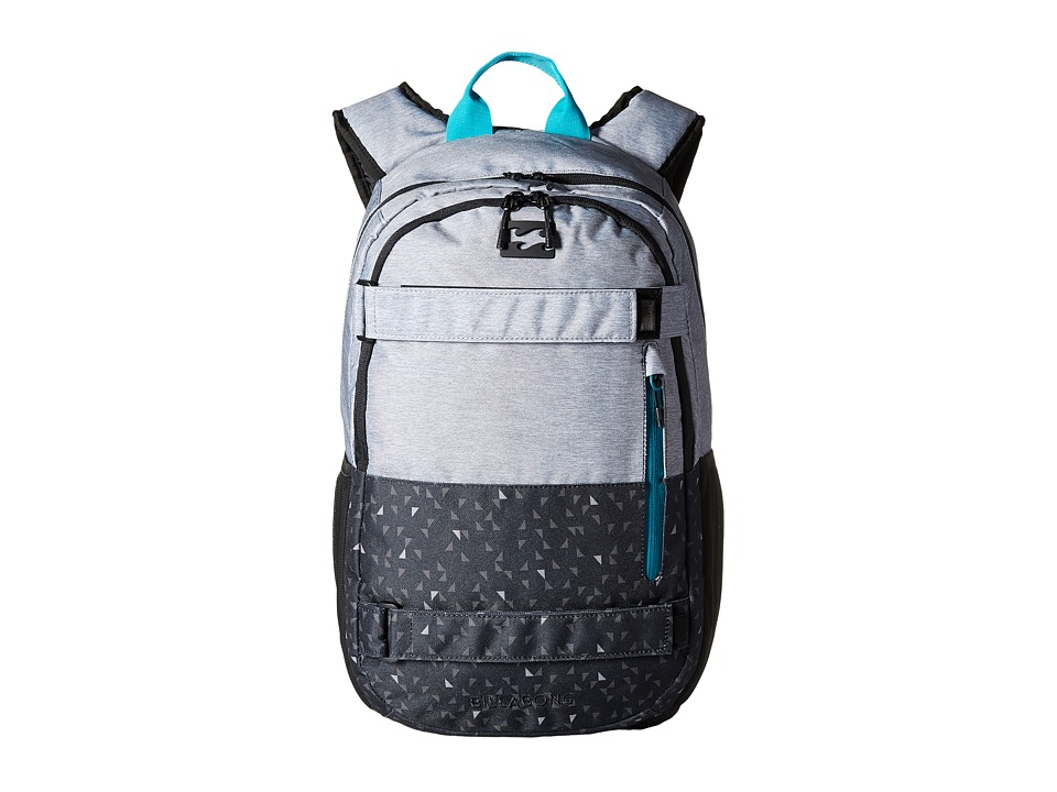 Billabong - No Comply Backpack (Grey Heather) Backpack Bags