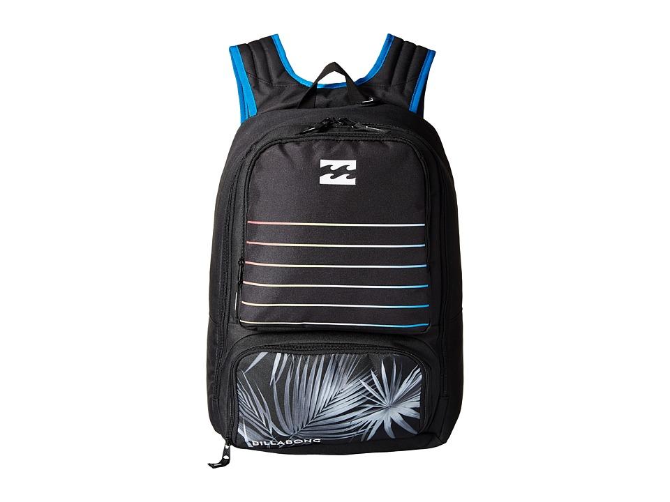 Billabong - Juggernaught Backpack (Black) Backpack Bags