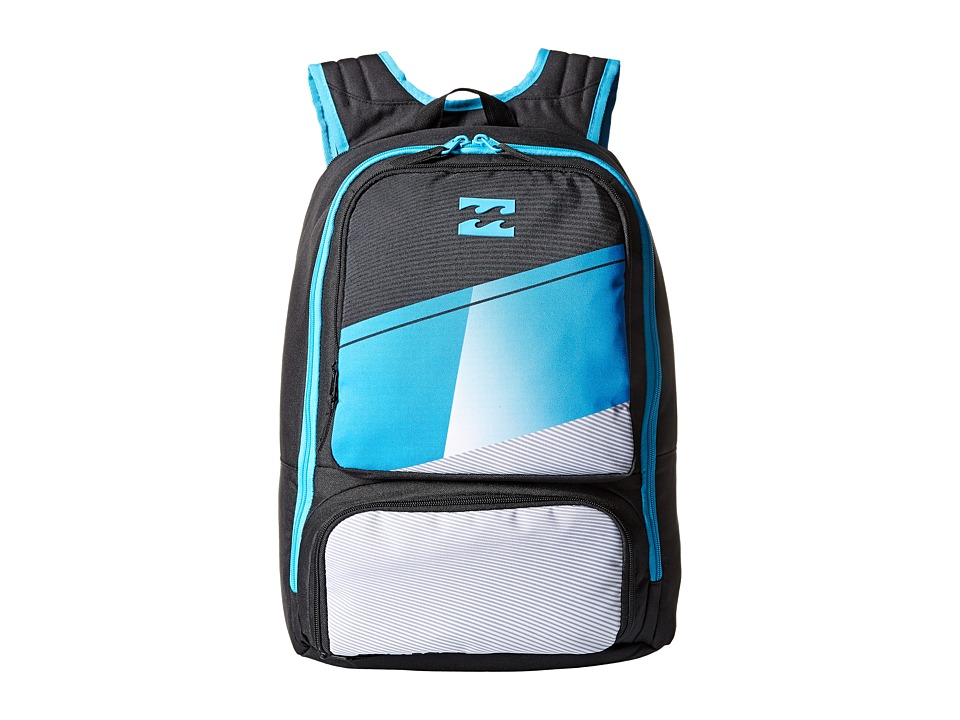 Billabong - Juggernaught Backpack (Electric Blue) Backpack Bags