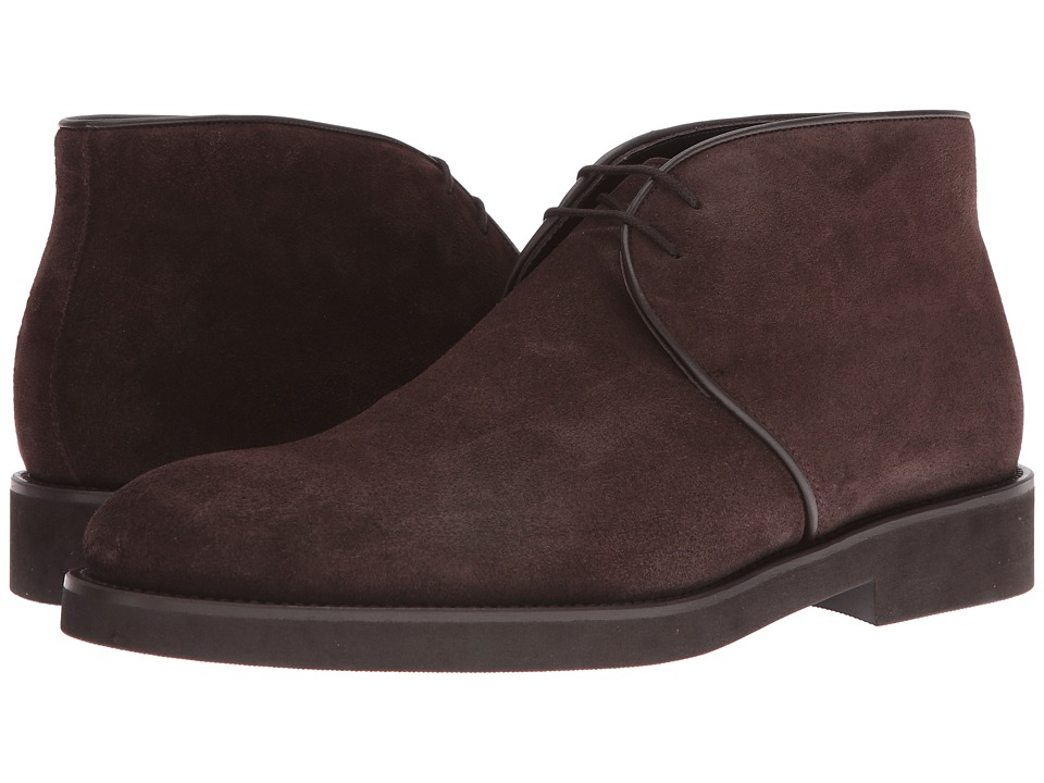 To Boot New York Curry (Brown Suede) Men