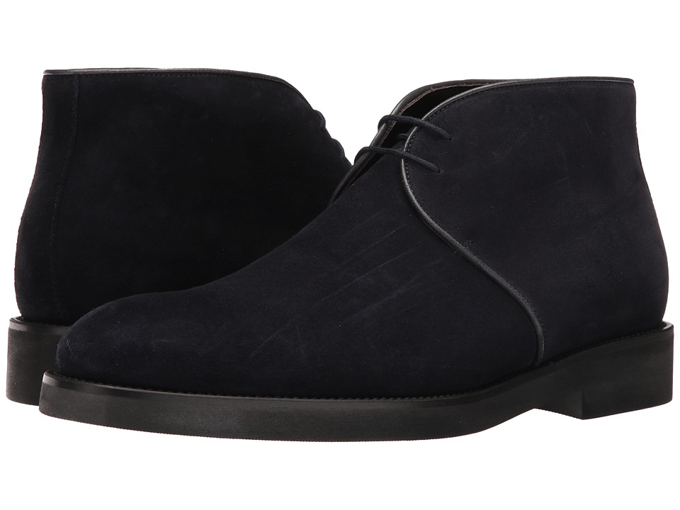 To Boot New York Curry (Blue Suede) Men