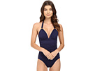 Pearl Halter Cup One-Piece