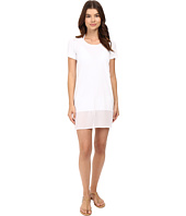 Tommy Bahama - Knit & Chiffon T-Shirt Dress Cover-Up