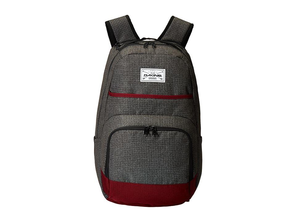 Dakine - Campus DLX Backpack 33L (Williamette) Backpack Bags