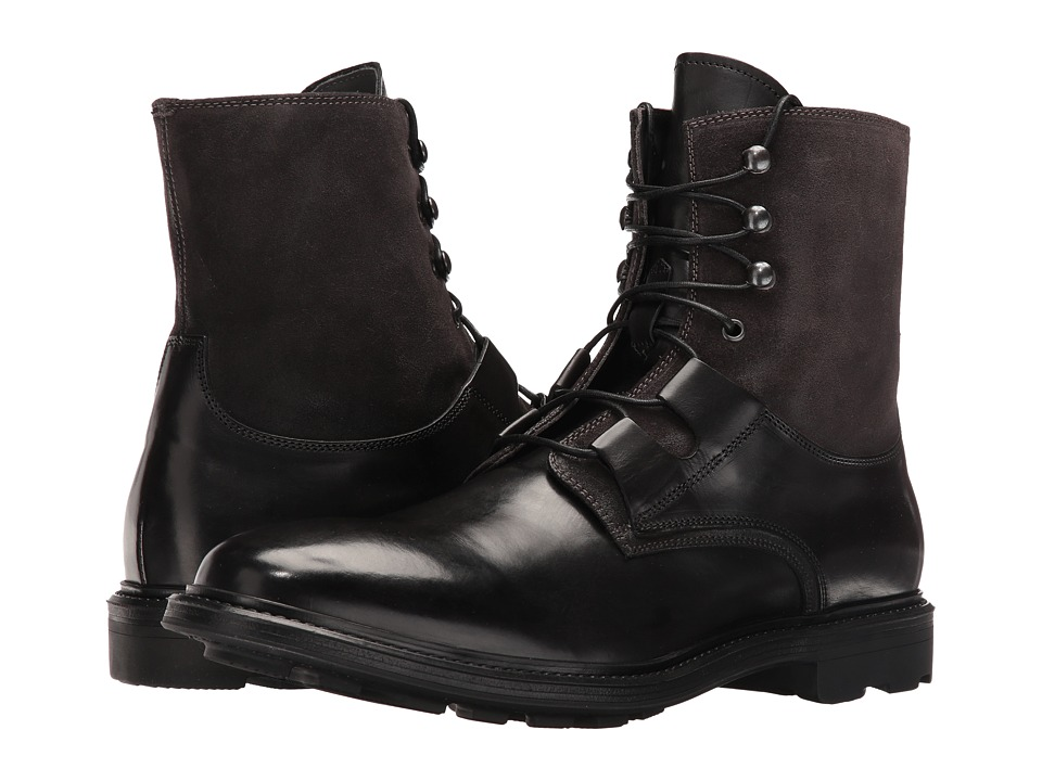 To Boot New York Duncan (Black/Grey) Men