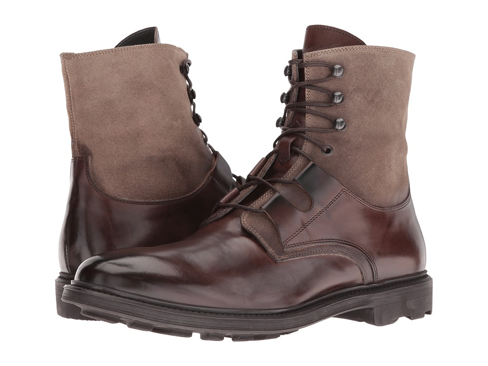To Boot New York Duncan (Brown/Sand) Men