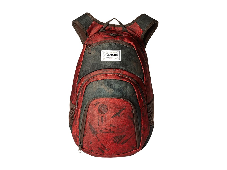 Dakine - Campus 25L (Northwoods) Backpack Bags