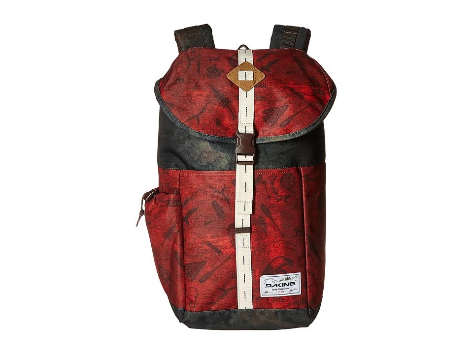 Dakine - Range Backpack 24L (Northwoods) Backpack Bags