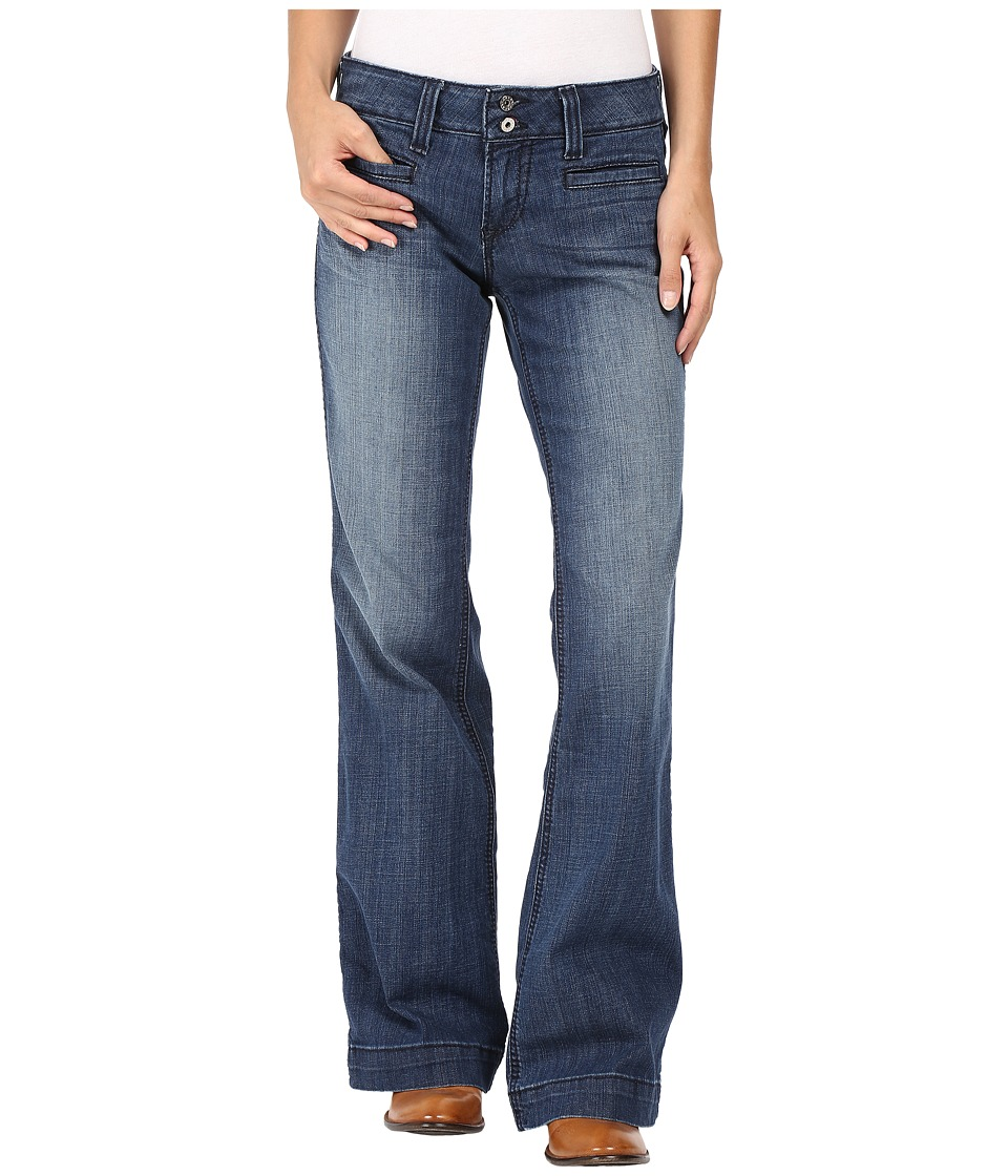 Ariat Trouser Ella Jeans in Bluebell (Bluebell) Women