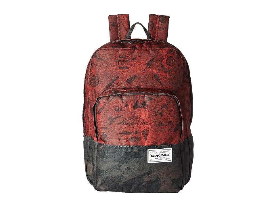 Dakine - Capitol 23L (Northwoods) Backpack Bags