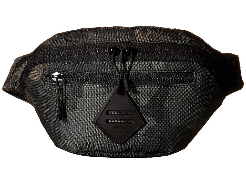 Billabong - Java Waistpack (Camo) Bags