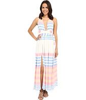 Mara Hoffman - Crinkle Crepe Maxi Dress