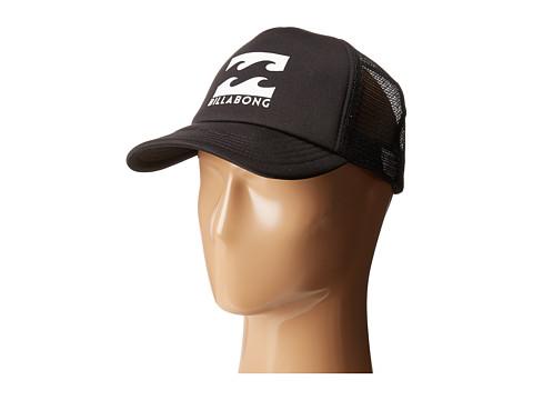 Billabong Podium Trucker Hat - Black/White