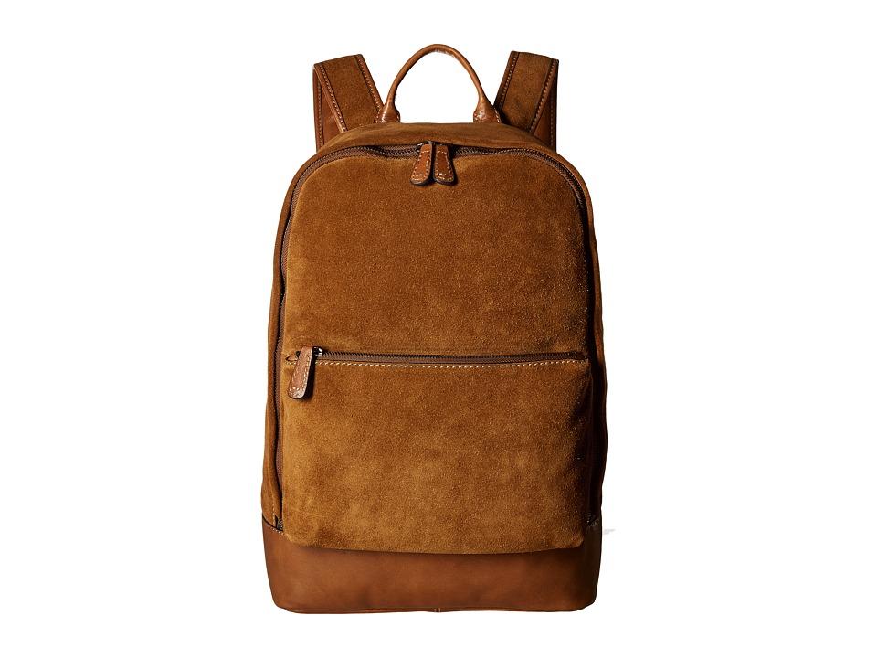 Frye - Chris Backpack (Sand Suede) Backpack Bags