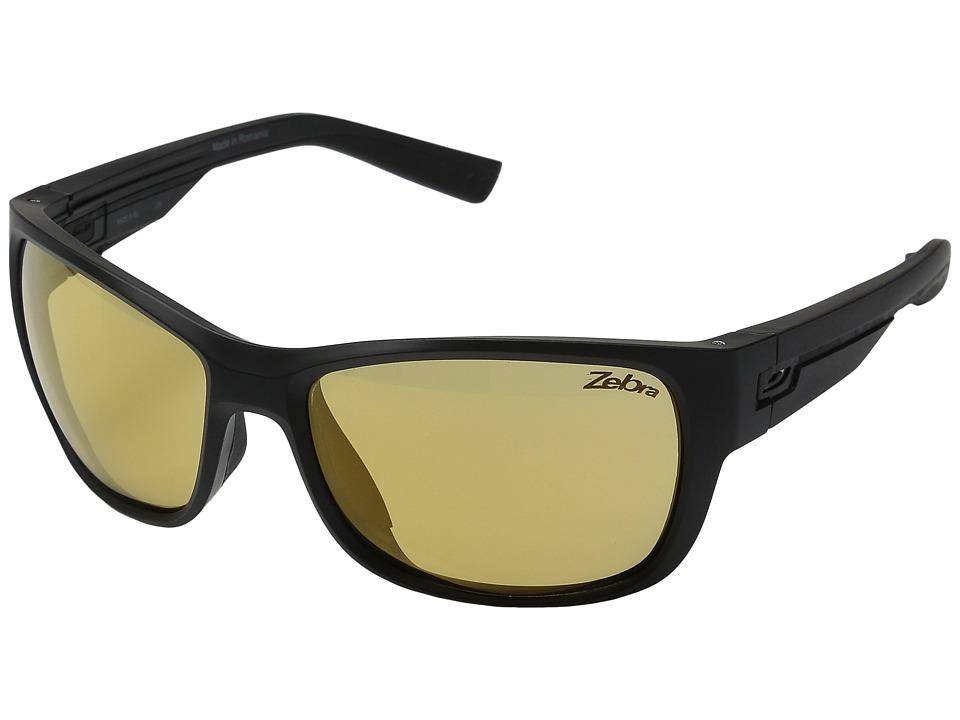 Julbo Eyewear Drift Matte Black/Black 1 Sport Sunglasses