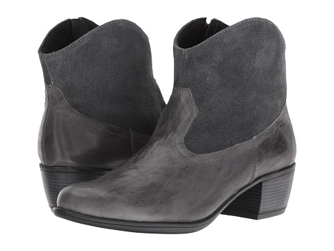 Munro Laramie - Grey Leather/Suede