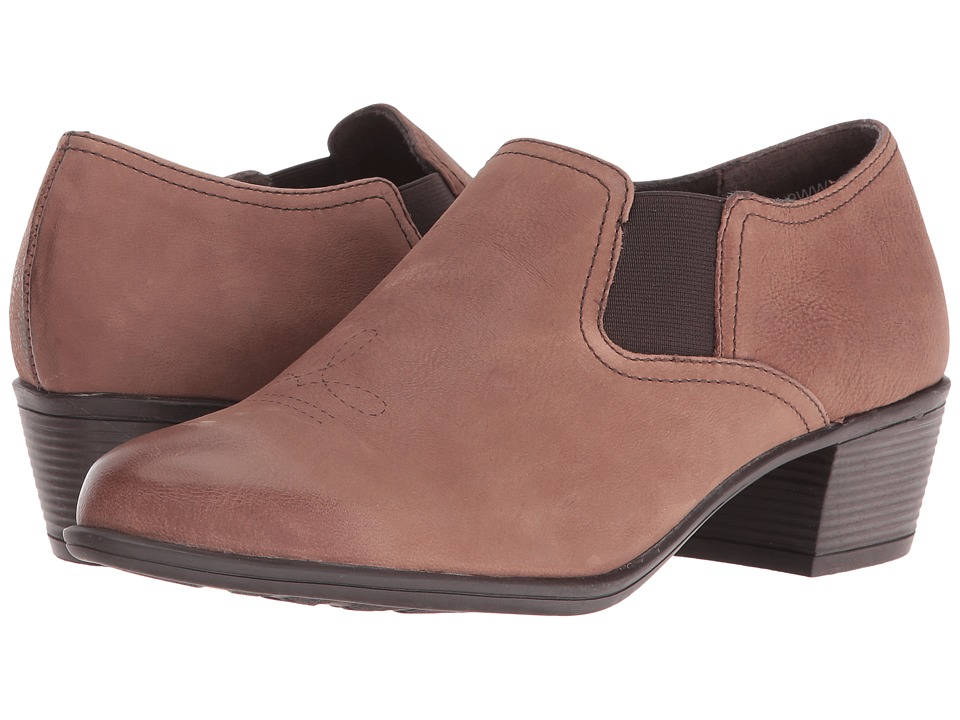 Munro Silverton (Brown Distressed/Laser Etching) Cowboy Boots