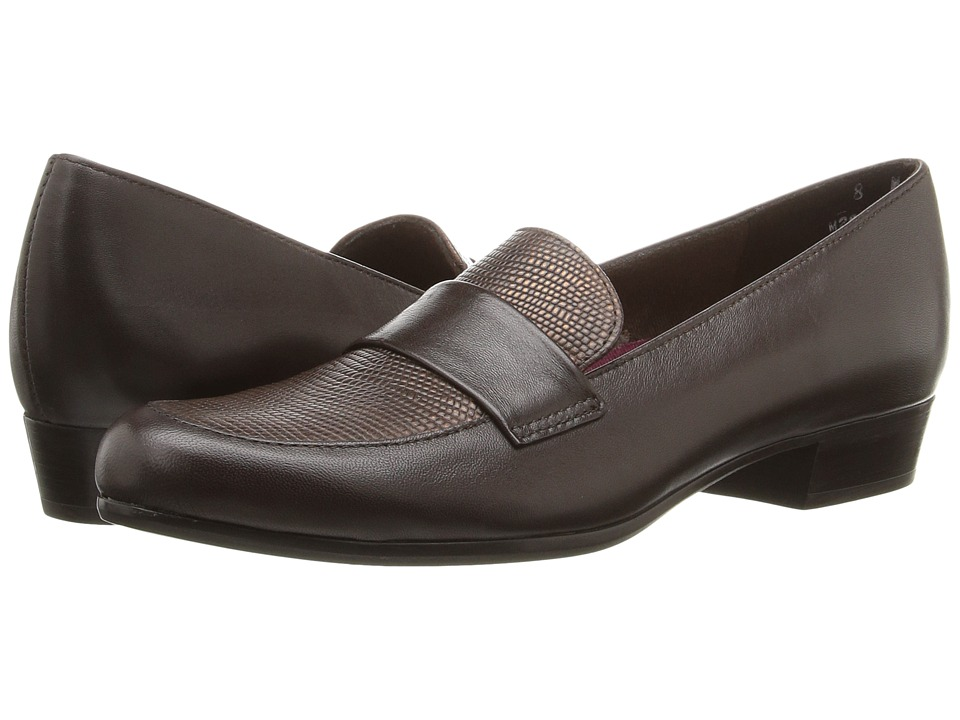 Munro Kiera (Brown Leather/Lizard) Women