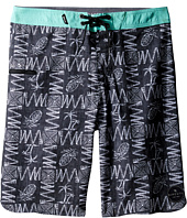 Rip Curl Kids - Mirage Hustle Boardshorts (Big Kids)