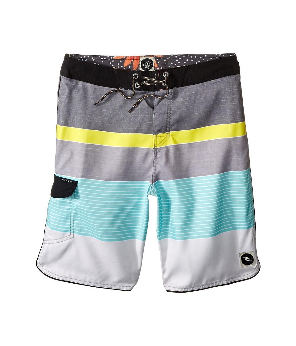 Rip Curl Kids All Time Boardshorts Big Kids Mint Boys Swimwear