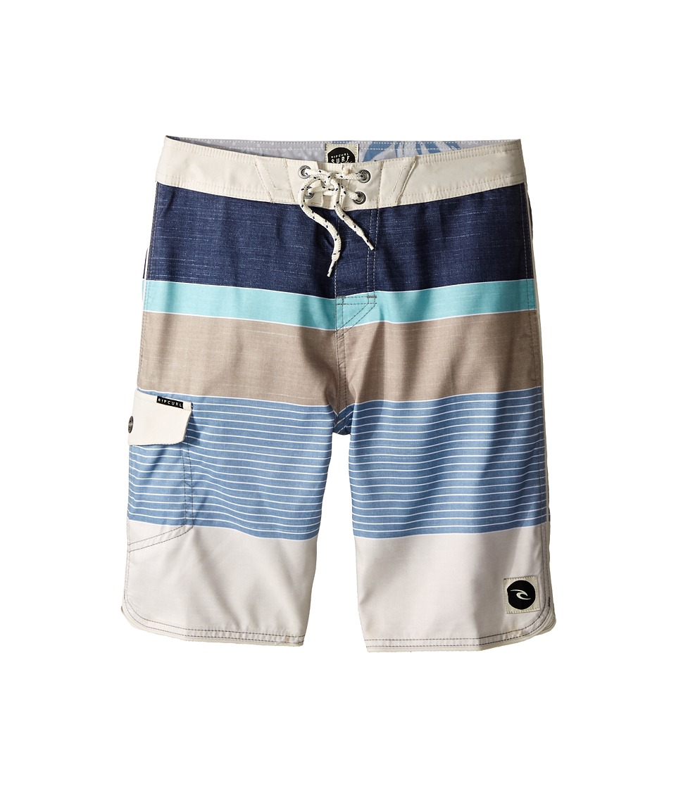 Rip Curl Kids All Time Boardshorts Big Kids Navy Boys Swimwear